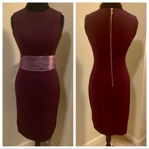 Calvin Klein Dress - Purple - Size 4